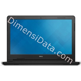 Jual Notebook DELL Inspiron 3558 (Core i3-5005U UBUNTU)