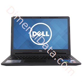 Jual Notebook DELL INSPIRON 3558 (i5-5200U) UBUNTU