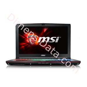 Picture of Notebook MSI GE62 6QD Apache Pro