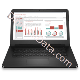 Jual Notebook DELL Vostro 14-3458 (Core i3-5005U) UBUNTU
