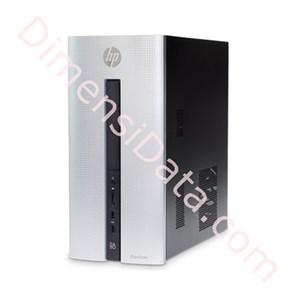 Picture of Desktop PC HP 550-127d (P4M28AA)