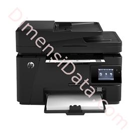 Jual Printer HP LaserJet Pro MFP M127fw (CZ183A)