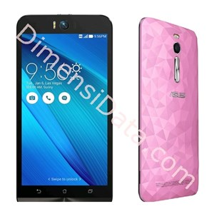 Picture of Smartphone ASUS ZenFone Selfie ZD551KL-2I469ID Illusion Pink
