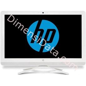Jual Desktop All in One HP 20-C005D (W2U52AA)