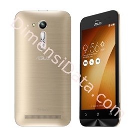 Jual Smartphone ASUS Zenfone Go - 8MP (ZB452KG-6G063ID) Gold