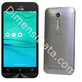 Jual Smartphone ASUS Zenfone Go - 8MP (ZB452KG-6J064ID) Silver