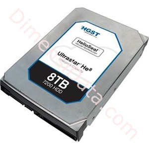 Picture of Harddisk HGST ULTRASTAR HELIUM 8TB [He8 HUH728080ALE600 (0F23267)]