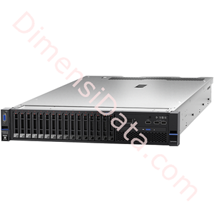 Picture of Server LENOVO X3650M5 E5-2600v4 (8871A2A)