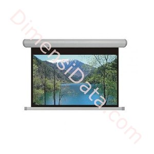 Picture of Screen Projector BRITE Deluxe Motorized DMR-2424