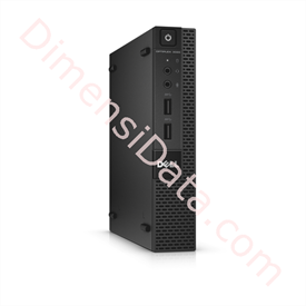 Jual Desktop Mini DELL OptiPlex 3020 Micro (i3-4160 Win 8.1 Pro)