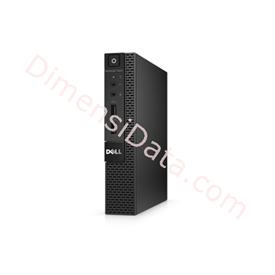 Jual Desktop Mini DELL OptiPlex 3020 Micro (i5-4460 Linux)