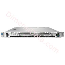 Jual Server HP ProLiant DL160 Gen9 E5-2603v3 4LFF (769503-B21)