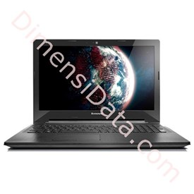 Jual Notebook LENOVO Ideapad 300 (80M200-86iD) Black Glossy