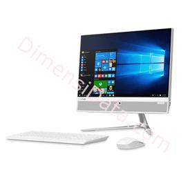 Jual Desktop PC Lenovo AlO 510-22iSH (F0CB00-0EiD) White