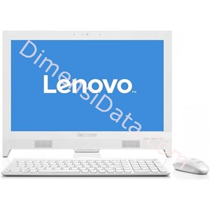 Picture of Desktop PC Lenovo AIO C20-30 (F0B200-86iD) White