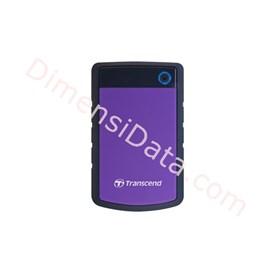 Jual Hard Drive Transcend StoreJet 25H3 USB 3.0 2TB (TS2TSJ25H3P) Purple