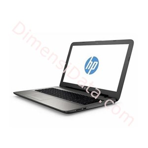 Picture of Notebook HP 14-an004au (W6U13PA) Silver