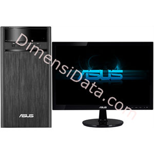 Picture of Desktop PC ASUS K31CD-ID002T