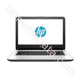 Jual Notebook HP 14-am009TU (W6T93PA) WHITE