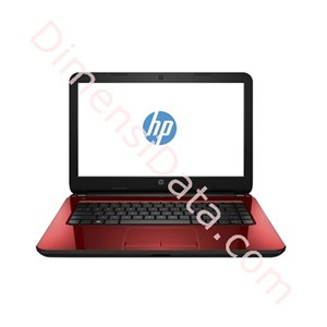 Picture of Notebook HP 14-am017TX DOS (W6U02PA) RED