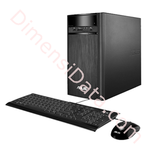 Picture of Desktop PC ASUS K31AD-ID038D