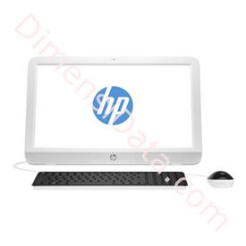 Jual Desktop All in One HP 20-e029d (N4Q83AA)