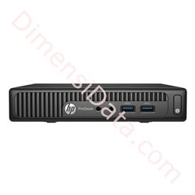 Jual Desktop Mini HP ProDesk 400 G2 DM (X4G53PA)