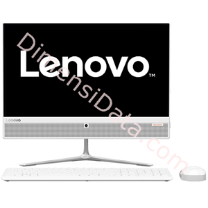 Picture of Desktop PC All In One Lenovo 510-23iSH (F0CD00-08iD) White