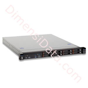Picture of Server LENOVO x3250-M5 (5458-G3A)
