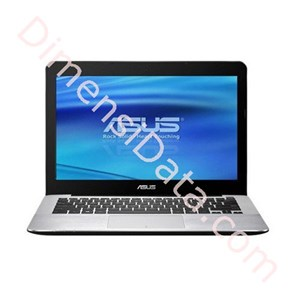 Picture of Notebook ASUS X302UJ-FN018D Black