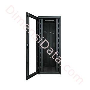Picture of Close Rack Server NIRAX NR 11027 with 1100 mm Depth & 27 RU High