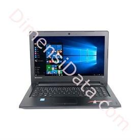 Jual Notebook Lenovo Ideapad 300-14IBR (80M2003EID) Black