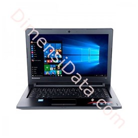 Jual Notebook Lenovo Ideapad 300-14IBR (80M2003CID) Black Glossy