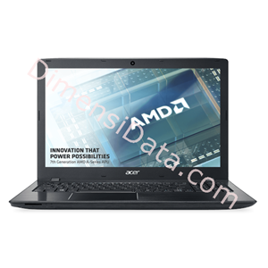 Picture of Notebook ACER E5-553G AMD FX-9800P