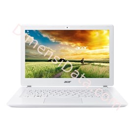 Jual Notebook ACER V3-371 (i5-4210U) DOS - White