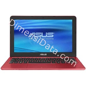 Picture of Notebook ASUS A456UR-GA093D Red
