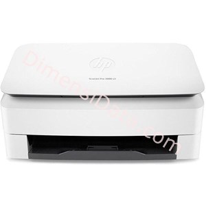 Picture of Scanner HP ScanJet Pro 3000 S3 (L2753A)
