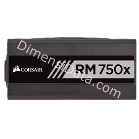 Jual Power Supply CORSAIR RM750x (CP-9020092-EU)