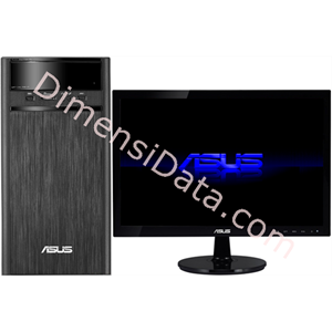 Picture of Desktop PC ASUS K31CD-ID010D