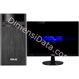 Jual Desktop PC ASUS K31CD-ID010D