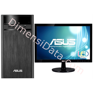Picture of Desktop PC ASUS K31CD-ID004T