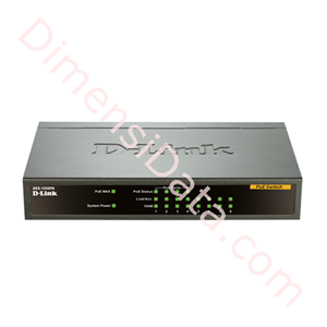 Picture of Switch D-LINK DES-1008PA
