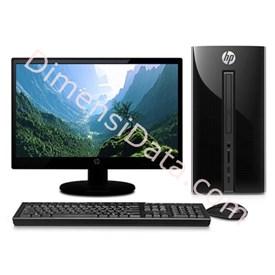 Jual Desktop PC HP 510-A011D (W2S66AA)