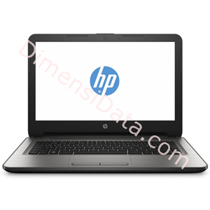 Picture of Notebook HP 14-an017AU (X5Q38PA)