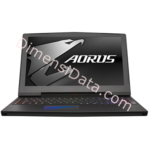 Picture of Notebook AORUS X5 v6 - 15.6  Inch FHD
