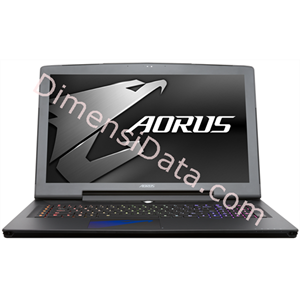 Picture of Notebook AORUS X7 v6 (256GB SSD-17.3  Inch FHD)