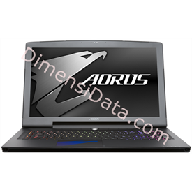Jual Notebook AORUS X7 v6 (256GB SSD-17.3  Inch FHD)