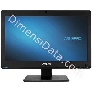 Picture of Desktop All In One ASUS A6421GTB-BG111X (Black)