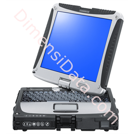 Jual Notebook PANASONIC Toughbook CF-195H7AXCY