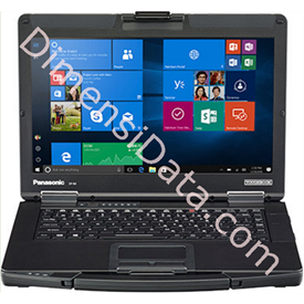 Jual Notebook PANASONIC Toughbook CF-54AD001M4